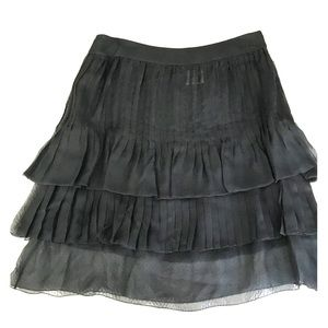 100% Silk, France Chanel skirt! Never worn!